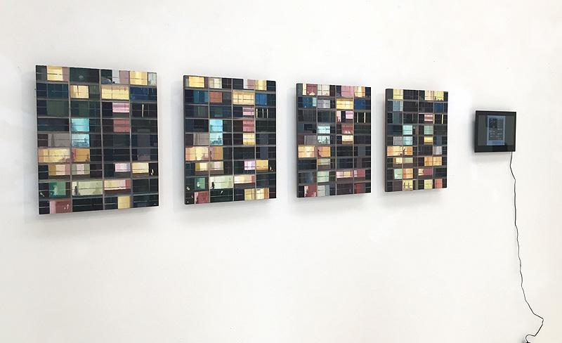 Expositie in galerie Steven Sterk in Gorredijk