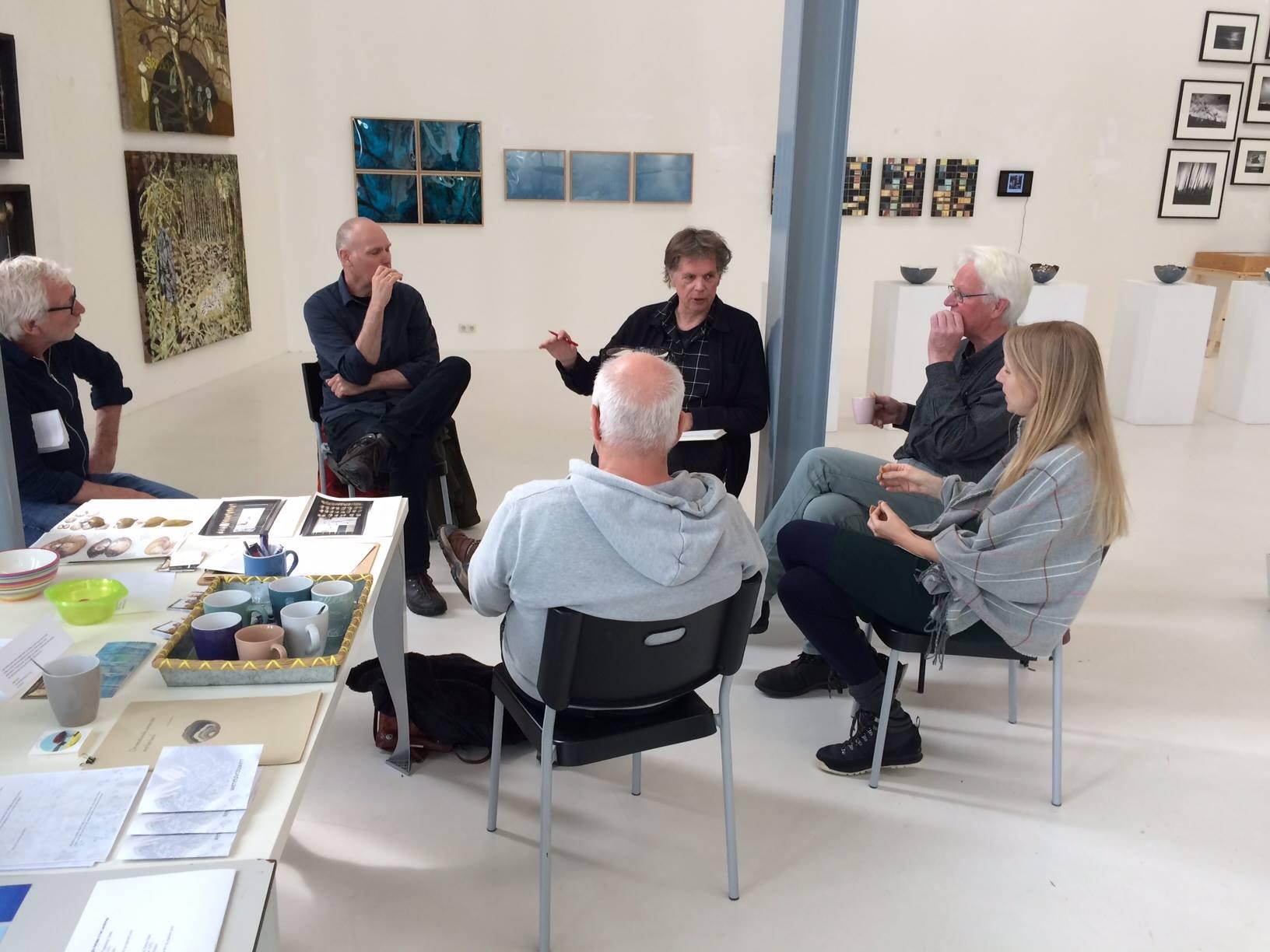 Jury Verhalen in het landschap
