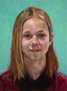 Portrait of Sanna