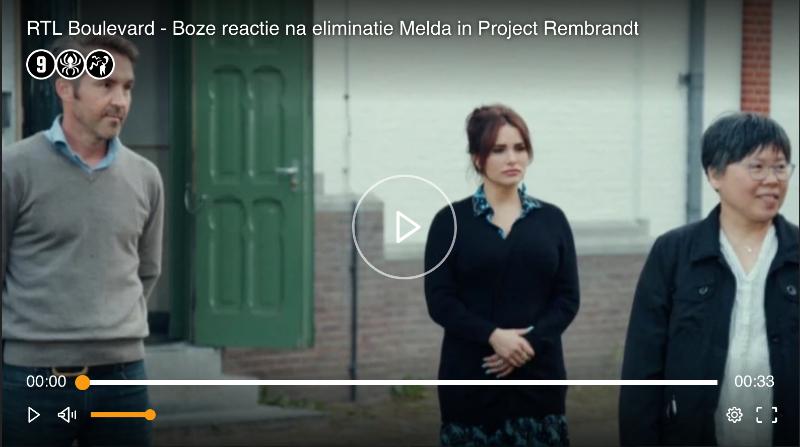 RTL Boulevard - 23 november 2020